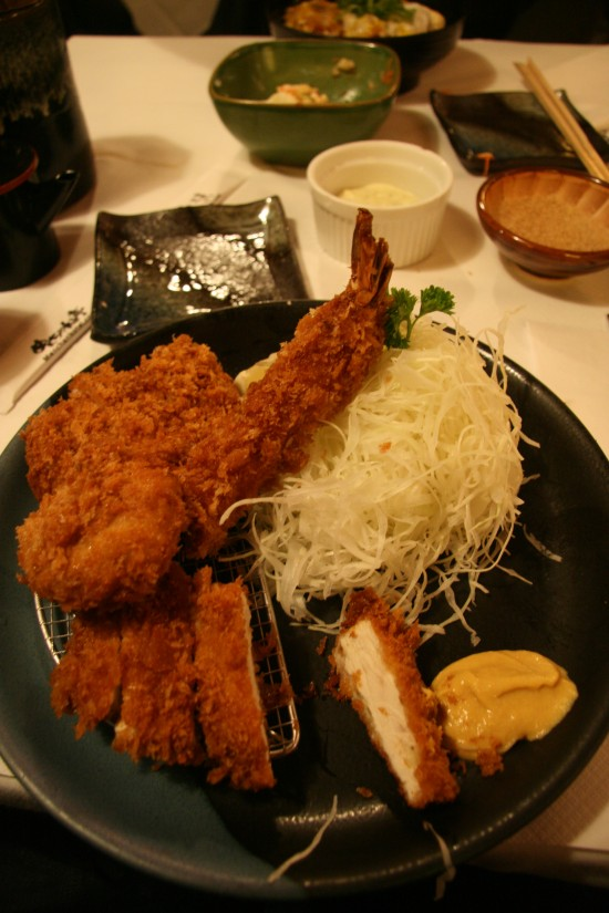 Assorted Katsu