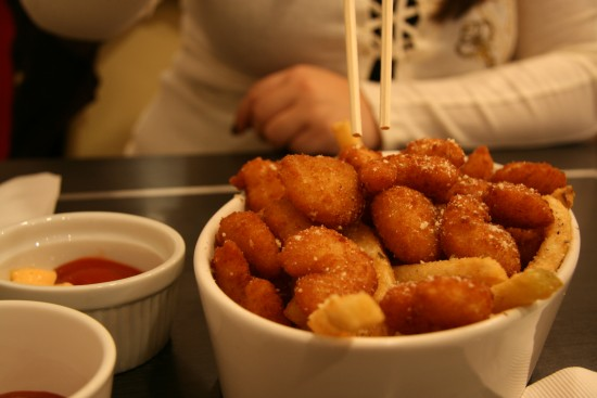 Popcorn Shrimp