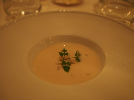 Turnip soup