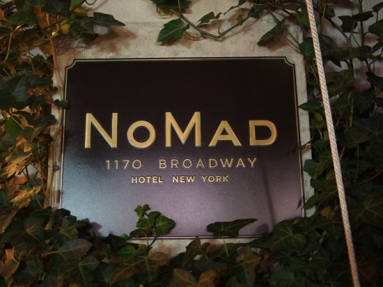 NoMad Hotel