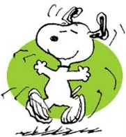 Dancing Snoopy