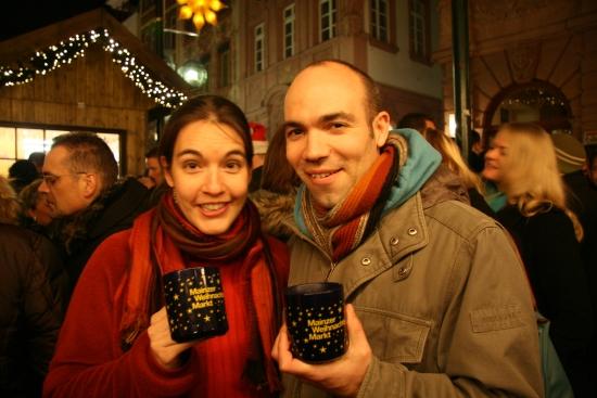 Kerstin and Martin