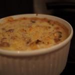 Truffle mac and cheese