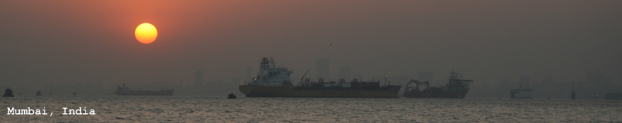 Mumbai Sunset