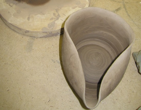 Failed Pottery