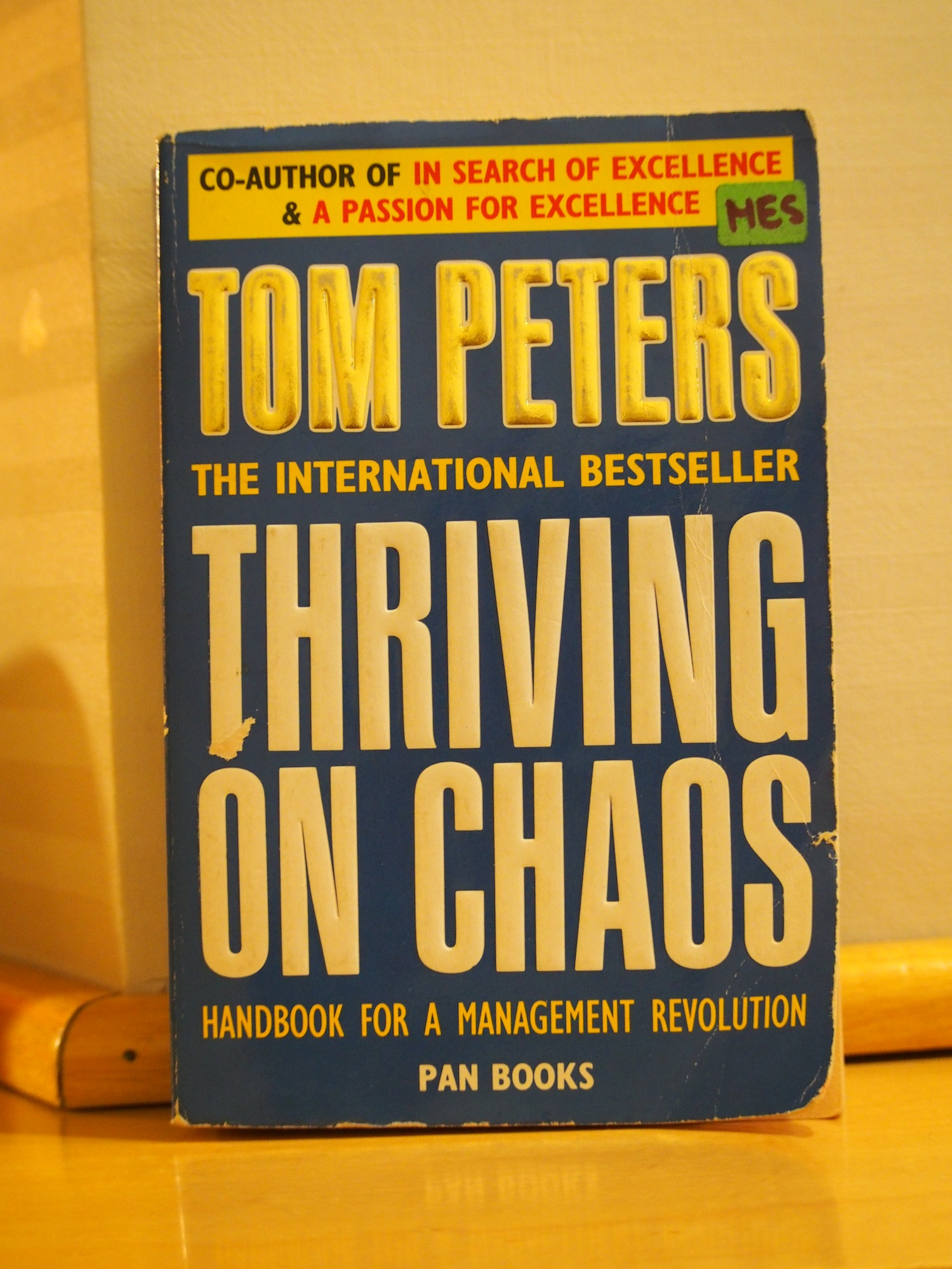 Thriving on Chaos