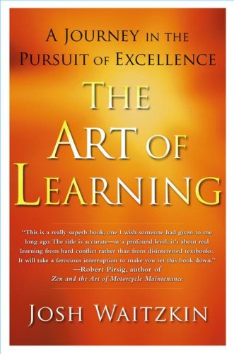 The Art of Learning Book