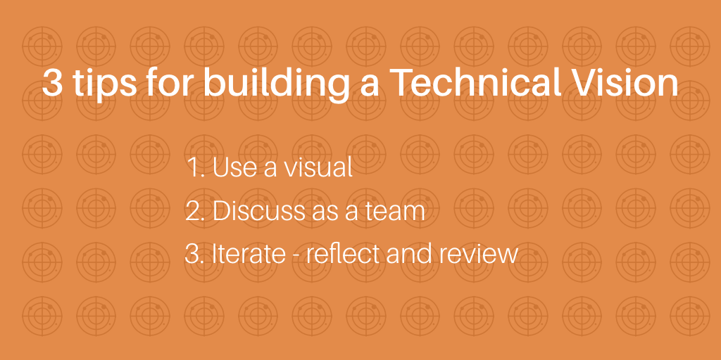 3 Tips for building a Technical Vision