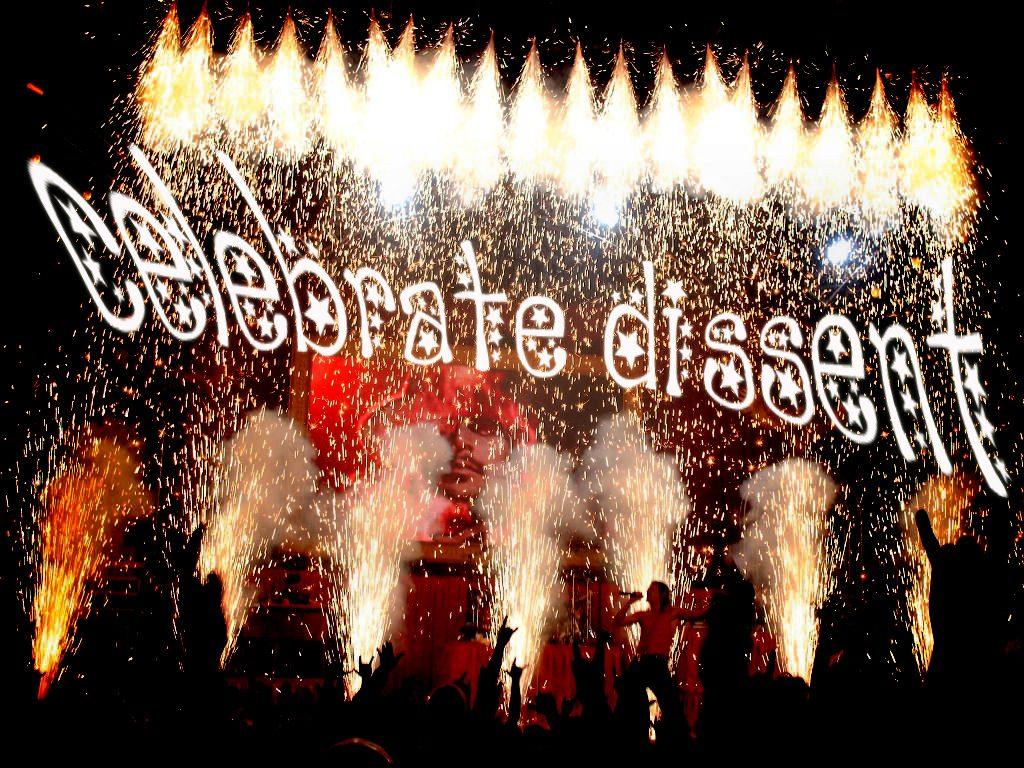 Celebrate Dissent Photo