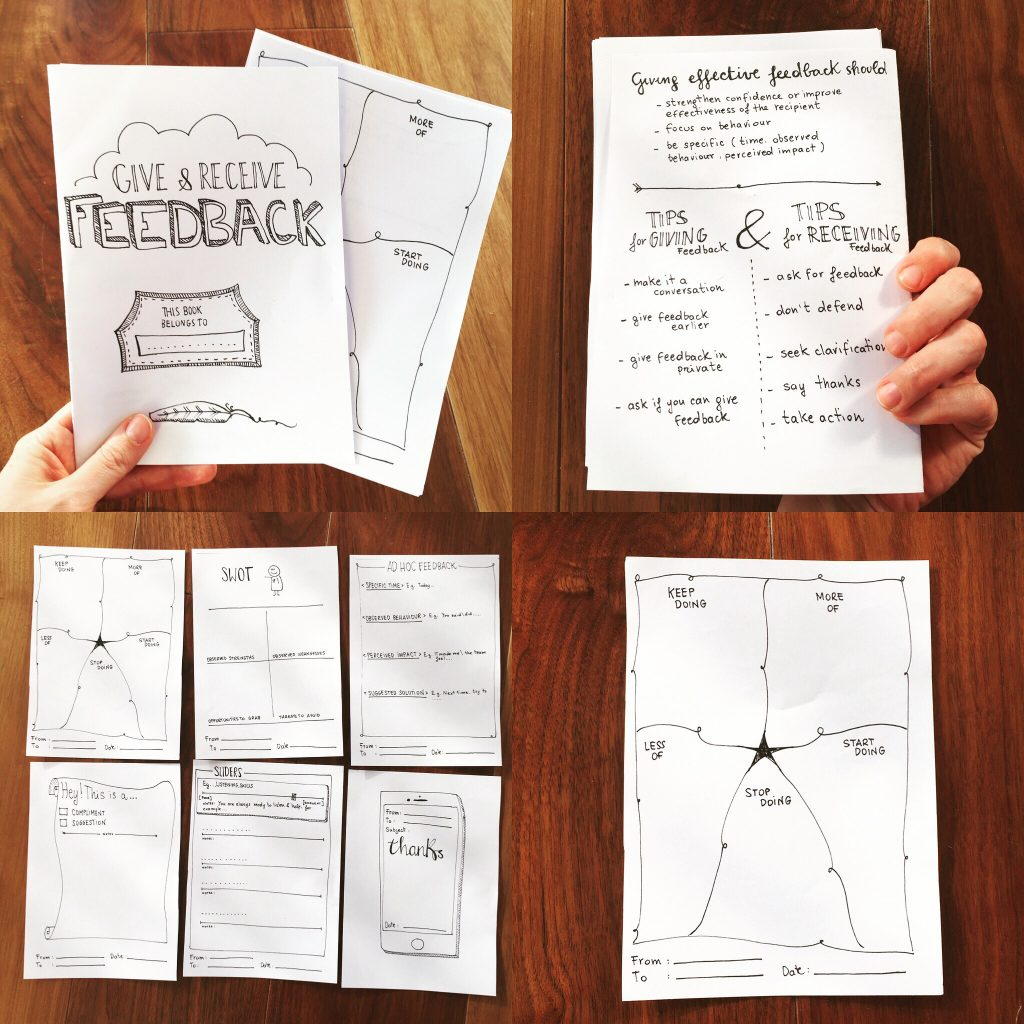 Feedback Booklet