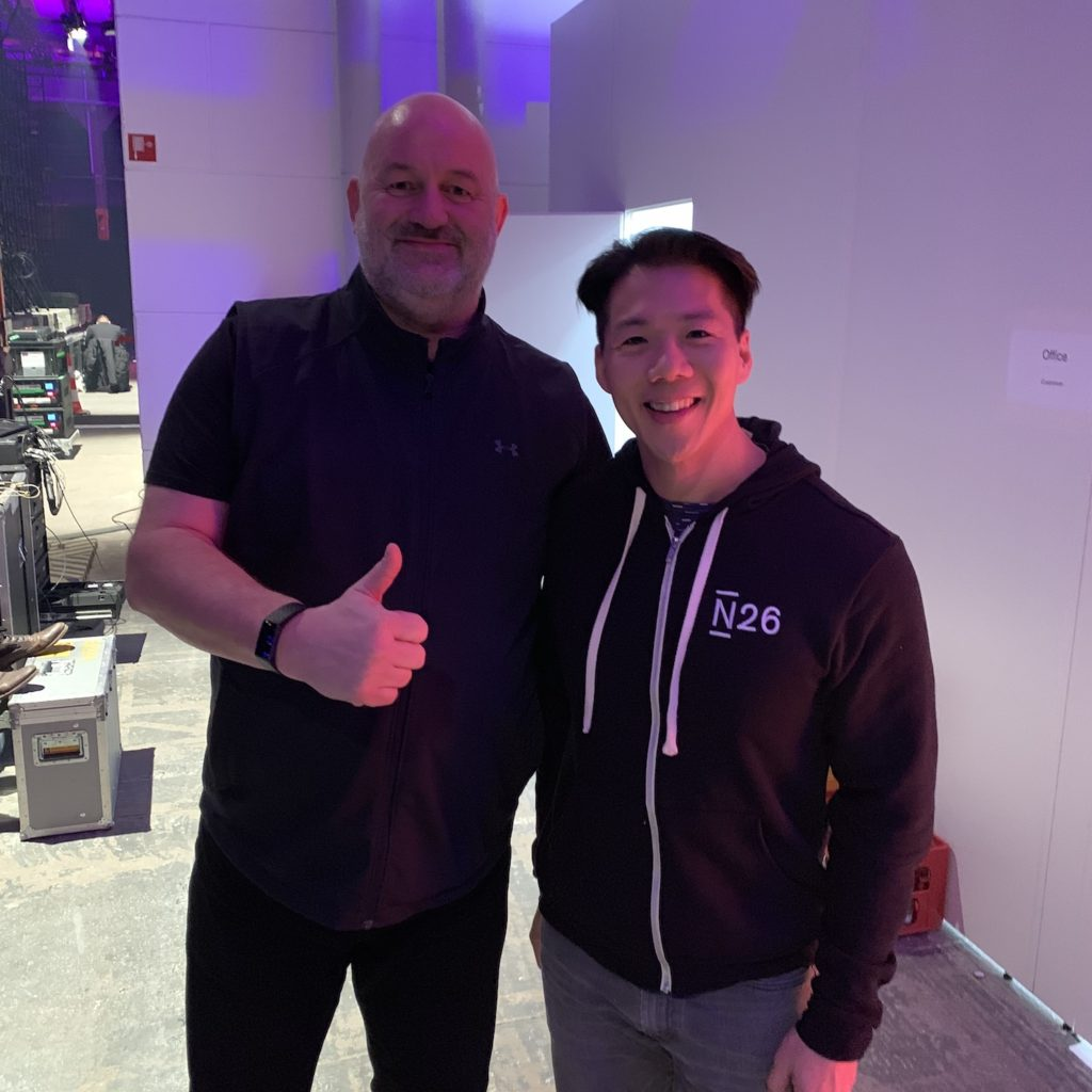 Werner Vogels and Patrick Kua
