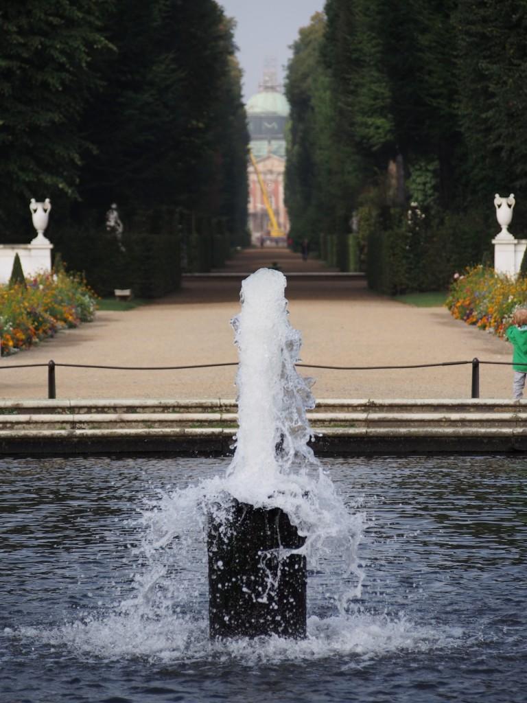 Der Sanssouci Park