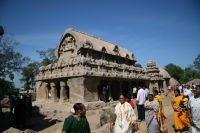 Five Rathas World Heritage Site