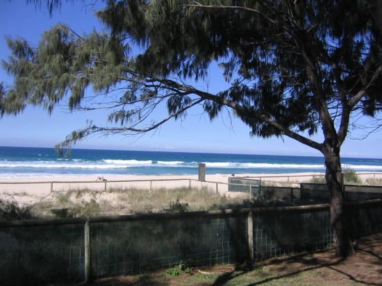 A Real Beach