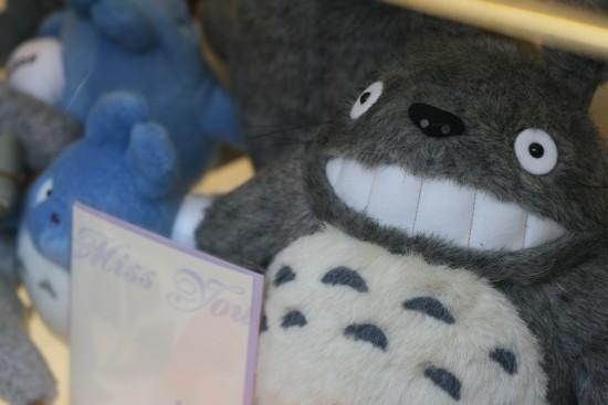 Totoro @ Magma