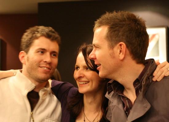 John, Michelle and Ben